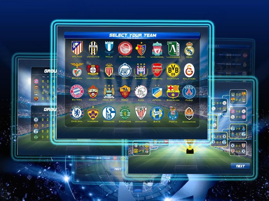 Head Soccer Champions League - Imagem 1 do software