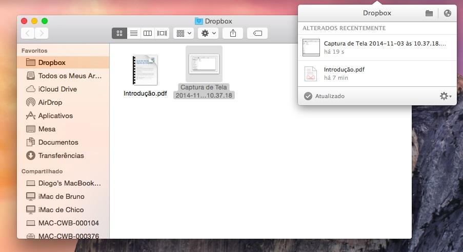 Dropbox - Imagem 1 do software
