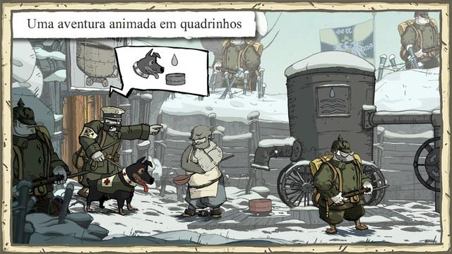 Valiant Hearts: The Great War - Imagem 1 do software