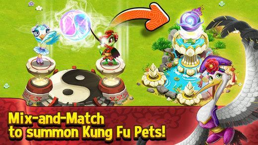 Kung Fu Pets - Imagem 1 do software