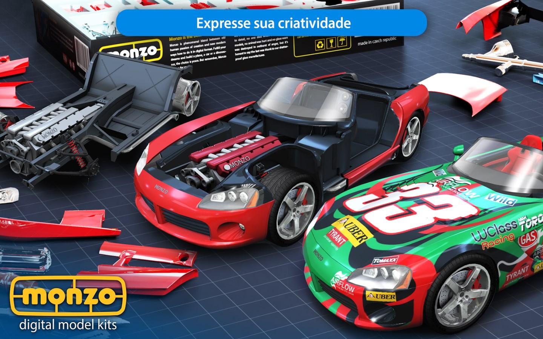 MONZO - Imagem 1 do software