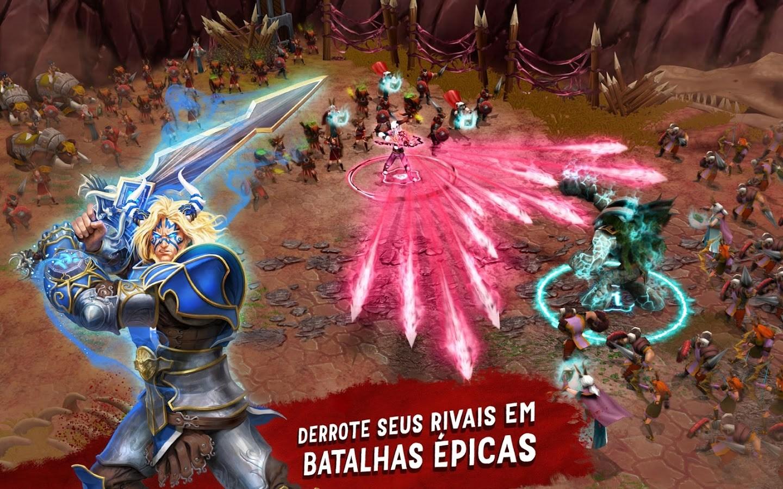 Battle of Heroes - Imagem 1 do software