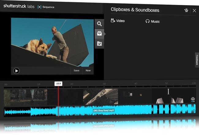 Shutterstock Sequence - Imagem 1 do software