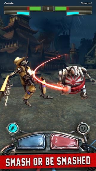 Ironkill: Robot Fighting Game - Imagem 2 do software