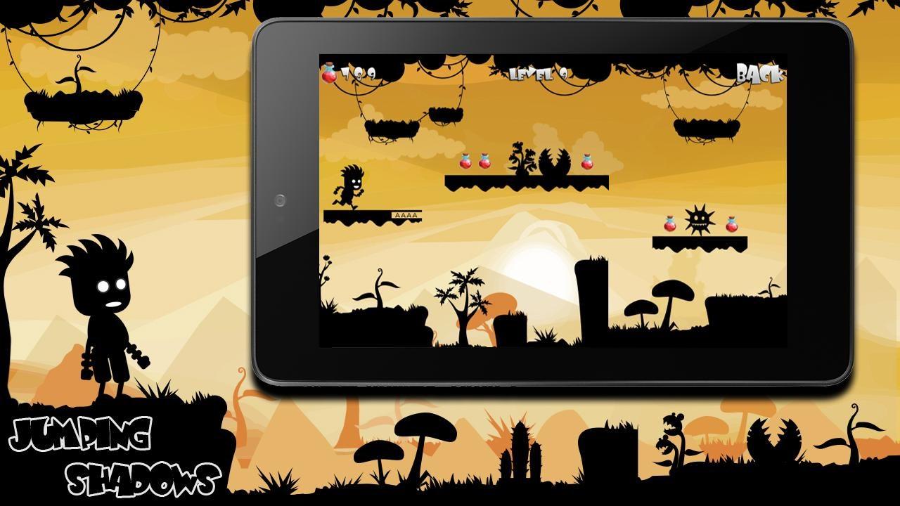 Jumping Shadows - Imagem 1 do software