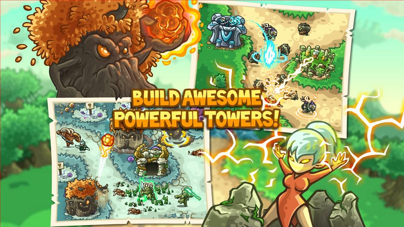 Kingdom Rush Origins - Imagem 1 do software