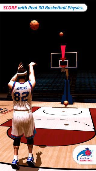 All-Star Basketball - Imagem 1 do software