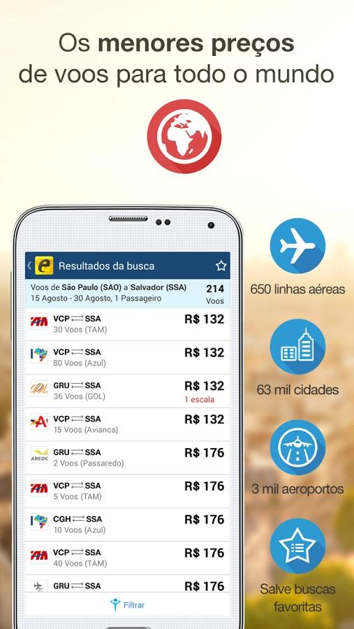 Passagens Aéreas - eDestinos - Imagem 2 do software