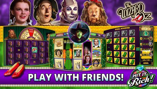 Hit it Rich! Free Casino Slots - Imagem 1 do software