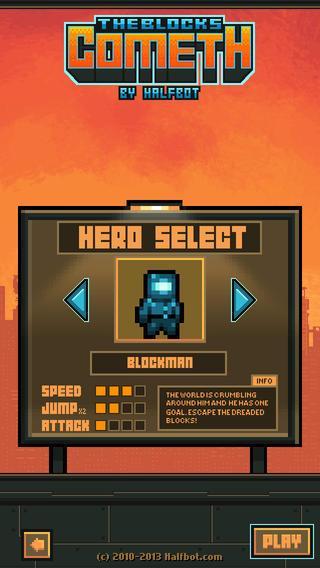 The Blocks Cometh By Halfbot - Imagem 2 do software