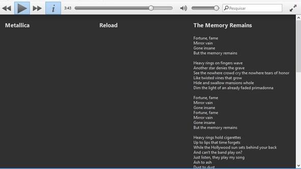 Musique - Imagem 3 do software