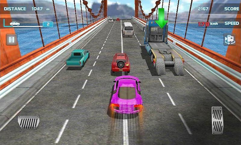Turbo Racing 3D - Imagem 1 do software
