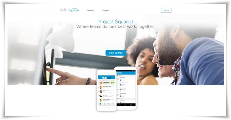Project Squared - Imagem 1 do software