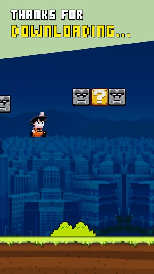 Amazing Super Heroes 8bit Run - Imagem 2 do software