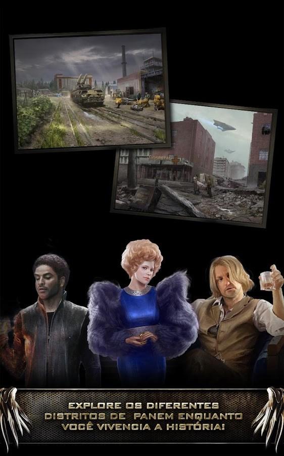 Hunger Games - Panem Run - Imagem 1 do software