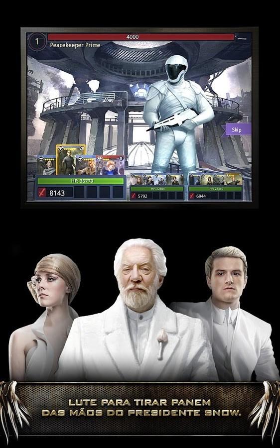 Hunger Games - Panem Run - Imagem 2 do software