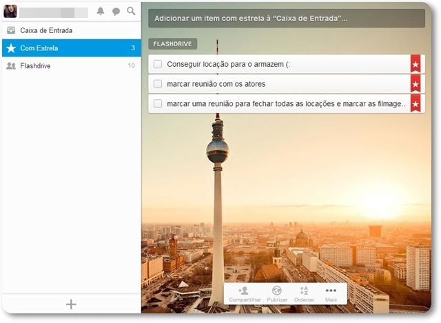 Wunderlist Download para Windows Grátis