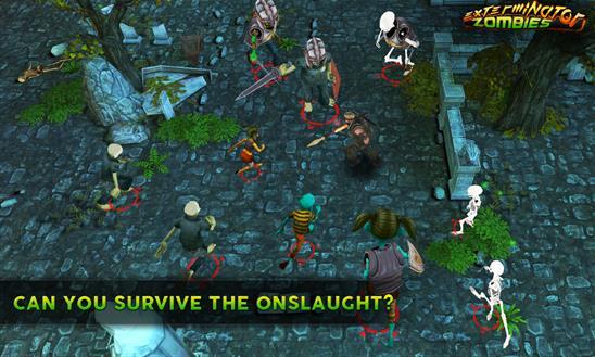 Exterminator: Zombies - Imagem 1 do software