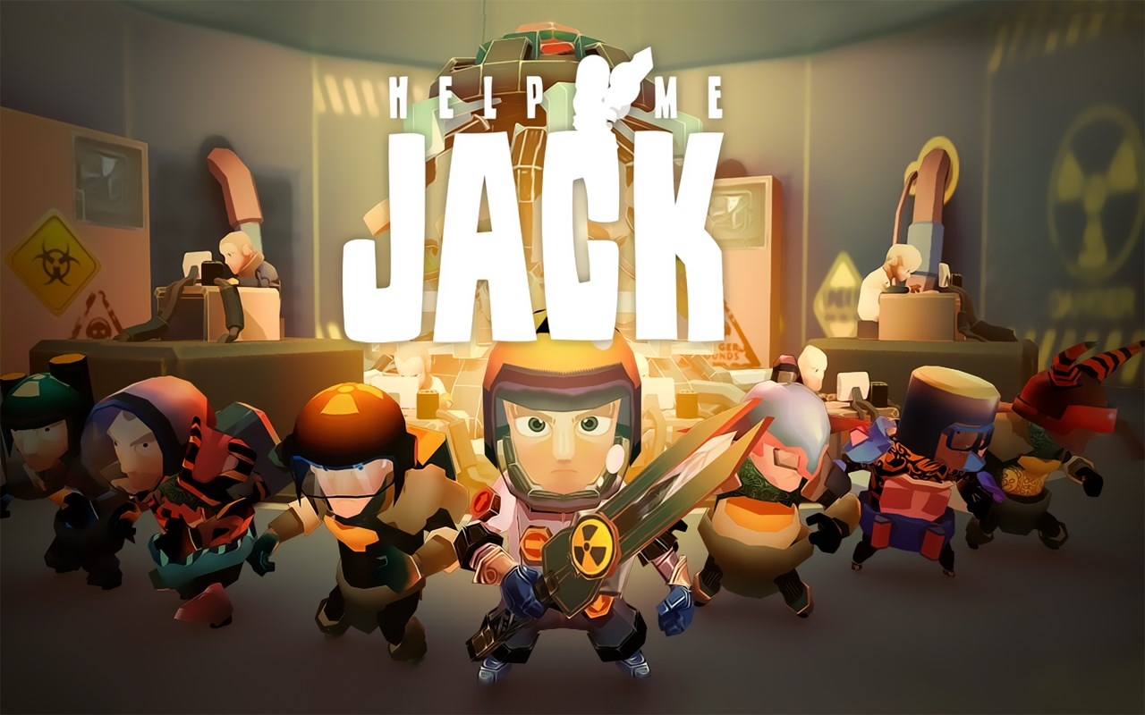 Help Me Jack: Atomic Adventure - Imagem 1 do software