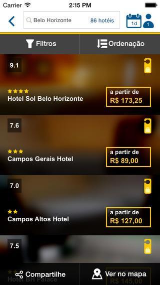 MalaPronta.com: as melhores ofertas para hotéis em todo o Brasil - Imagem 2 do software