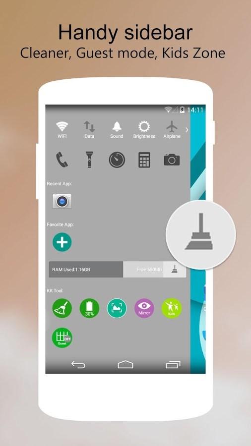 KK Launcher - Imagem 2 do software