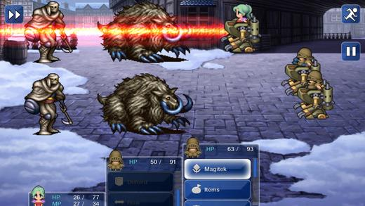 FINAL FANTASY VI - Imagem 1 do software