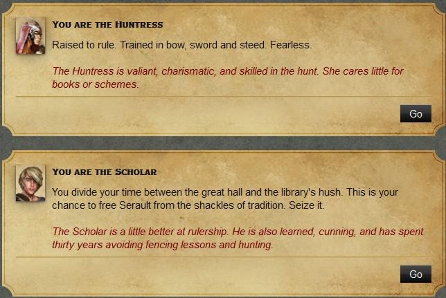 Dragon Age: The Last Court - Imagem 2 do software