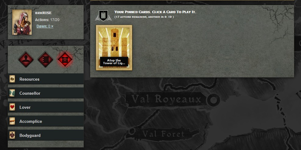Dragon Age: The Last Court - Imagem 4 do software