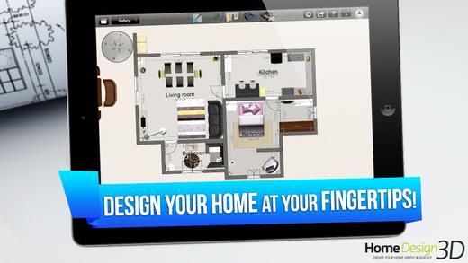 Home Design 3D - Imagem 1 do software