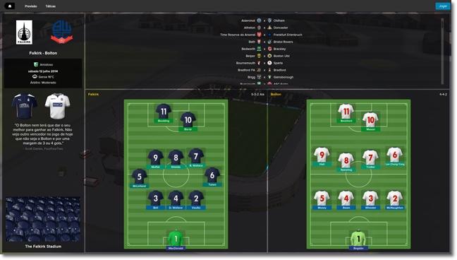 Football Manager 2015 DEMO - Imagem 2 do software