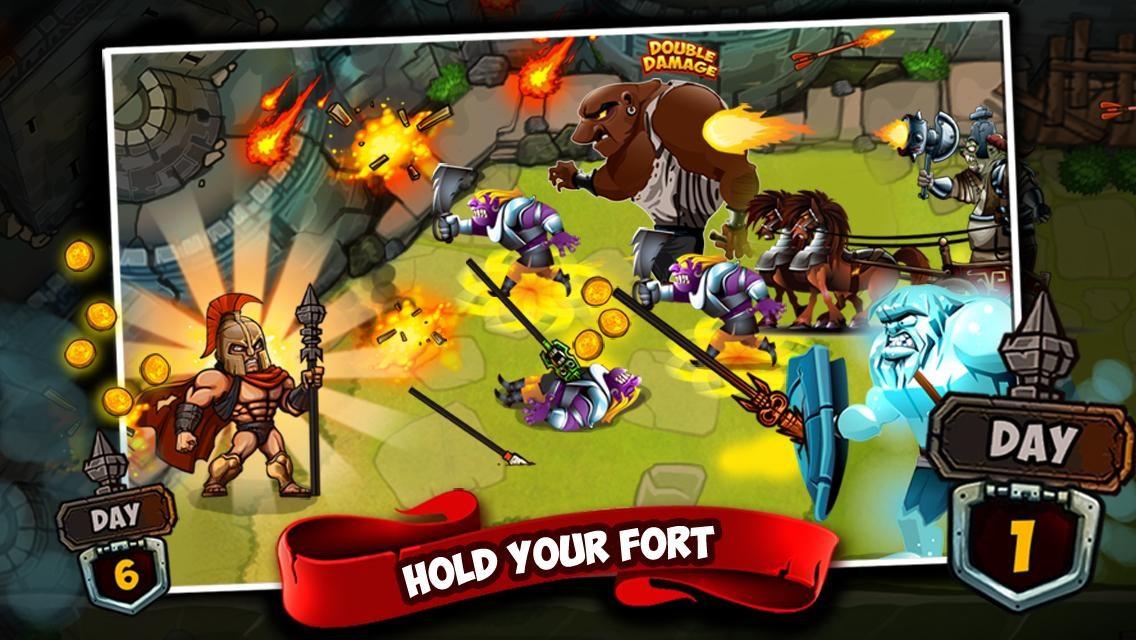 Spartan Combat 2 - Imagem 1 do software