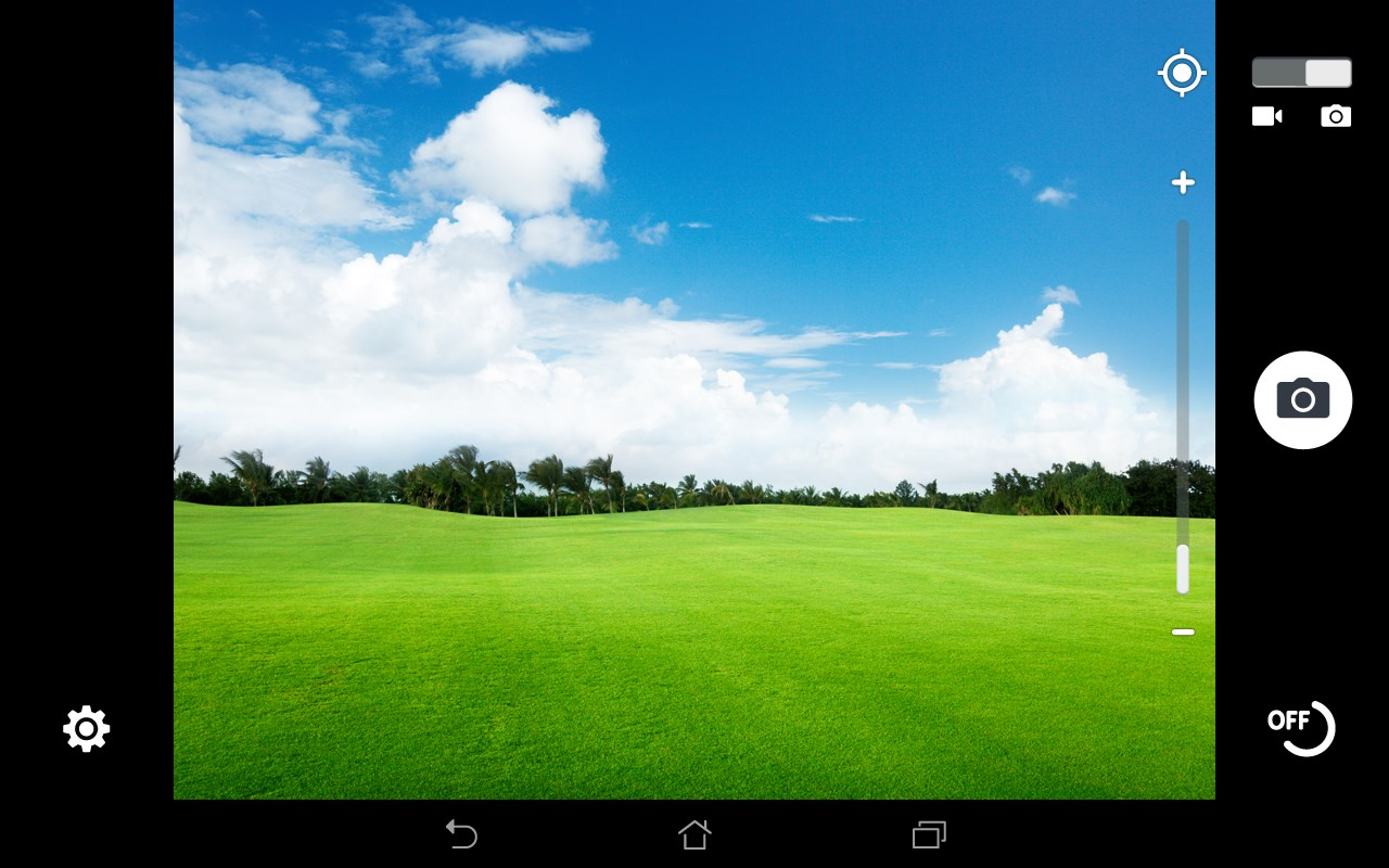 ZenWatch Remote Camera - Imagem 1 do software
