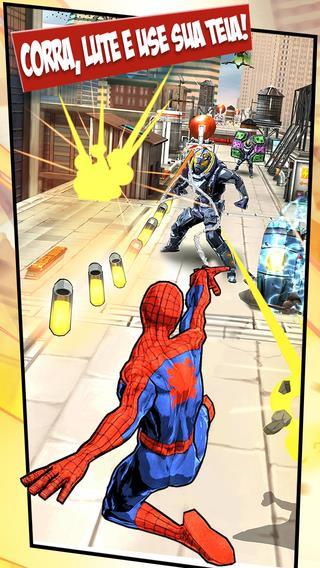Homem-Aranha Sem Limites - Imagem 1 do software