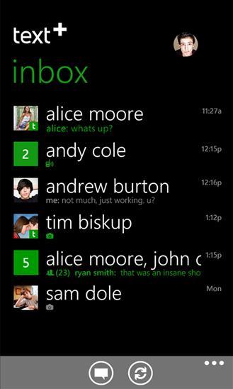 textPlus Free Text - Imagem 2 do software