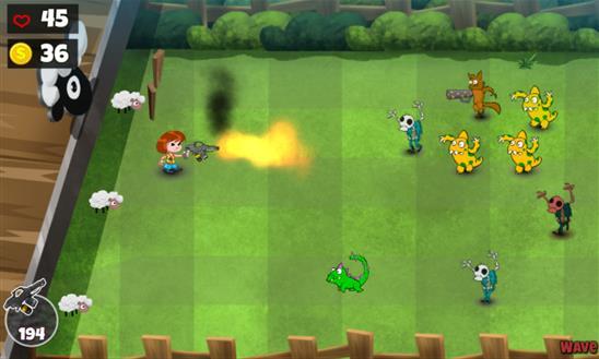 Bang Bang Monsters - Imagem 1 do software