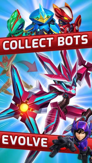 Big Hero 6 Bot Fight - Imagem 2 do software