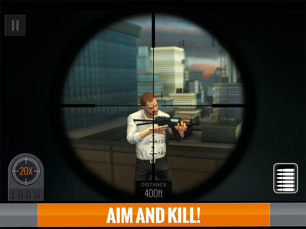 Sniper 3D Assassin: Free Games - Imagem 1 do software