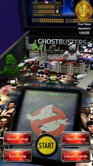 Ghostbusters Pinball - Imagem 1 do software