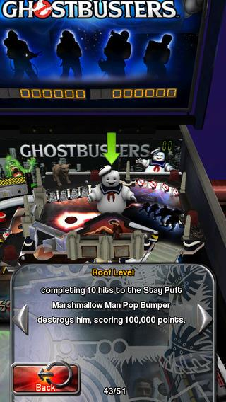 Ghostbusters Pinball - Imagem 2 do software