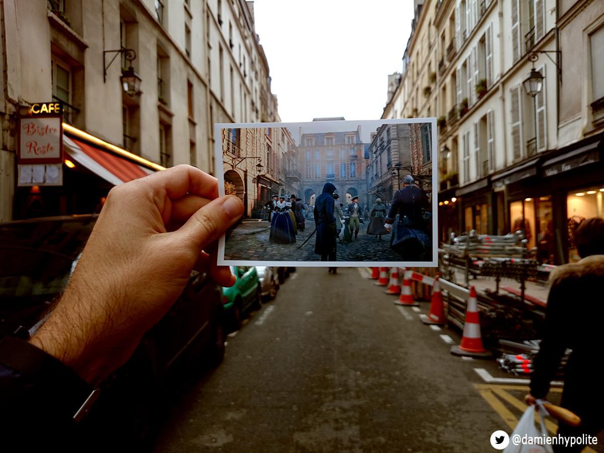 Paris de Assassin's Creed Unity é comparada à Paris de 2014 [galeria]