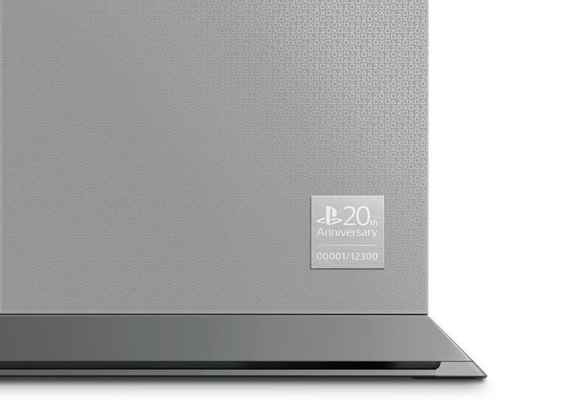 Sony revela edição limitada do PS4 com cor e estilo do primeiro PlayStation