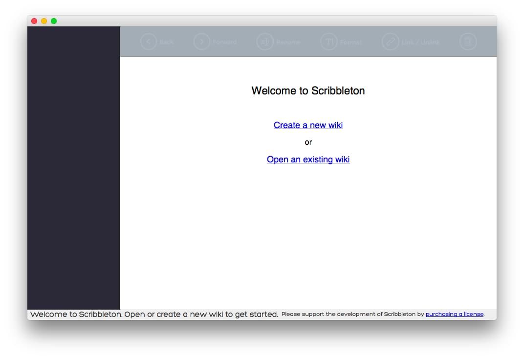 Scribbleton - Imagem 1 do software