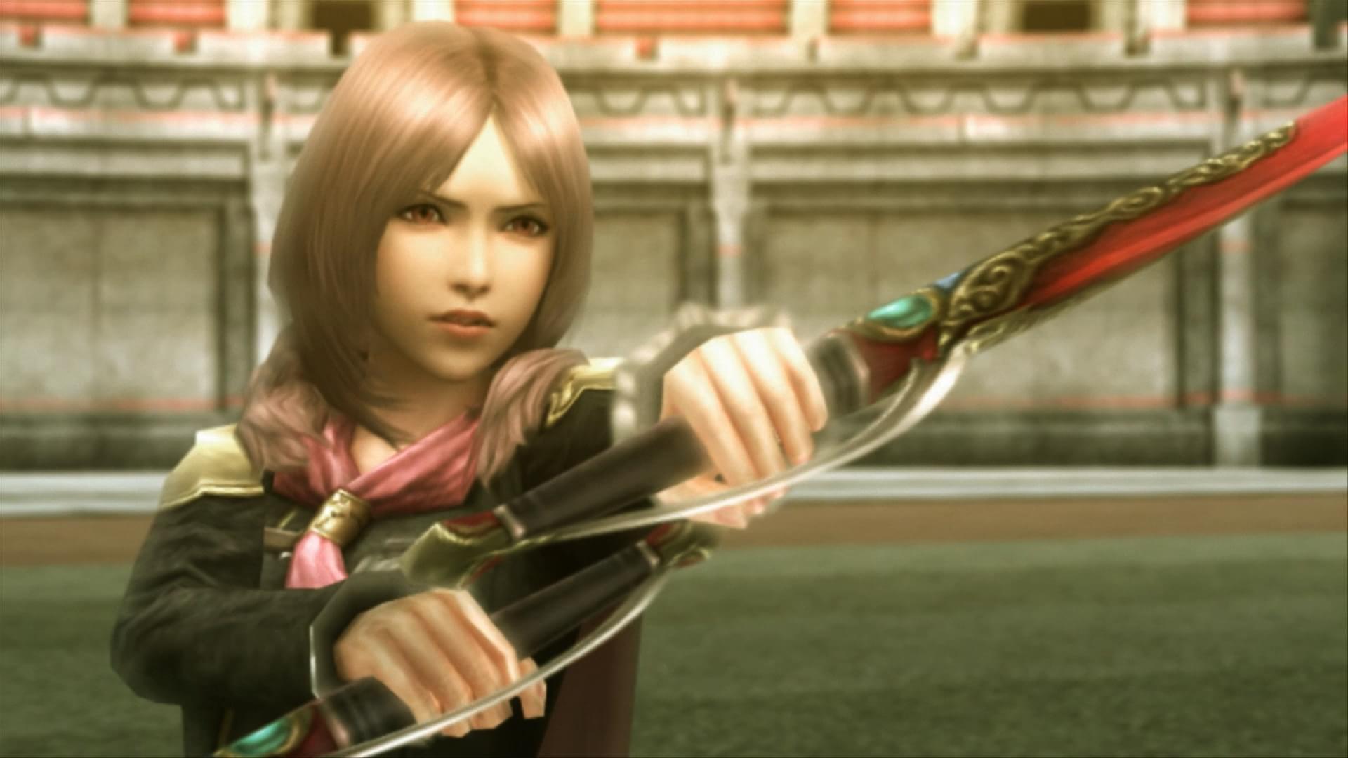 Confira as screenshots de Final Fantasy Type-0 HD