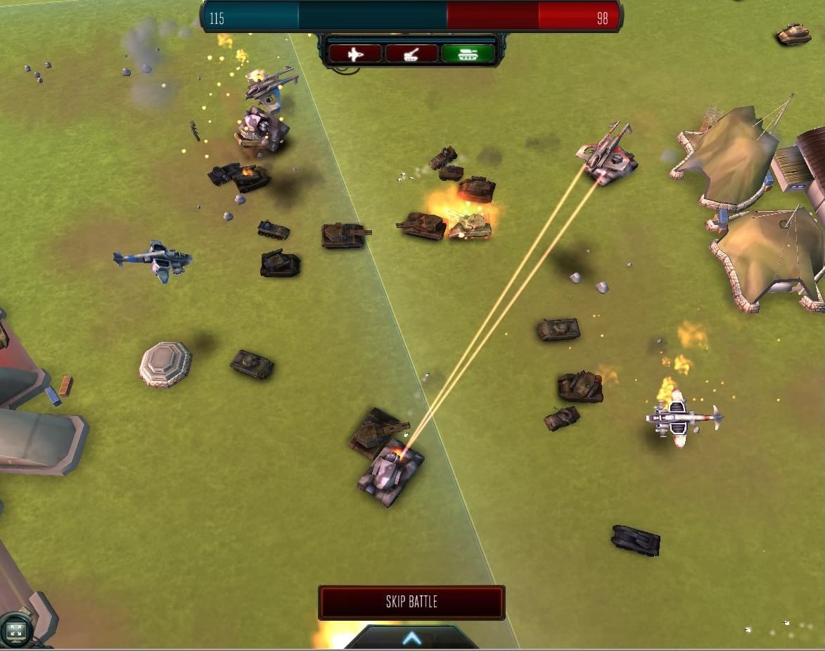 Rising Generals - Imagem 1 do software