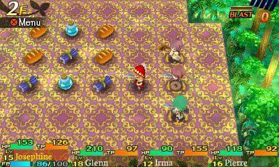 Veja as novas imagens de Etrian Mystery Dungeon, novo lançamento do 3DS