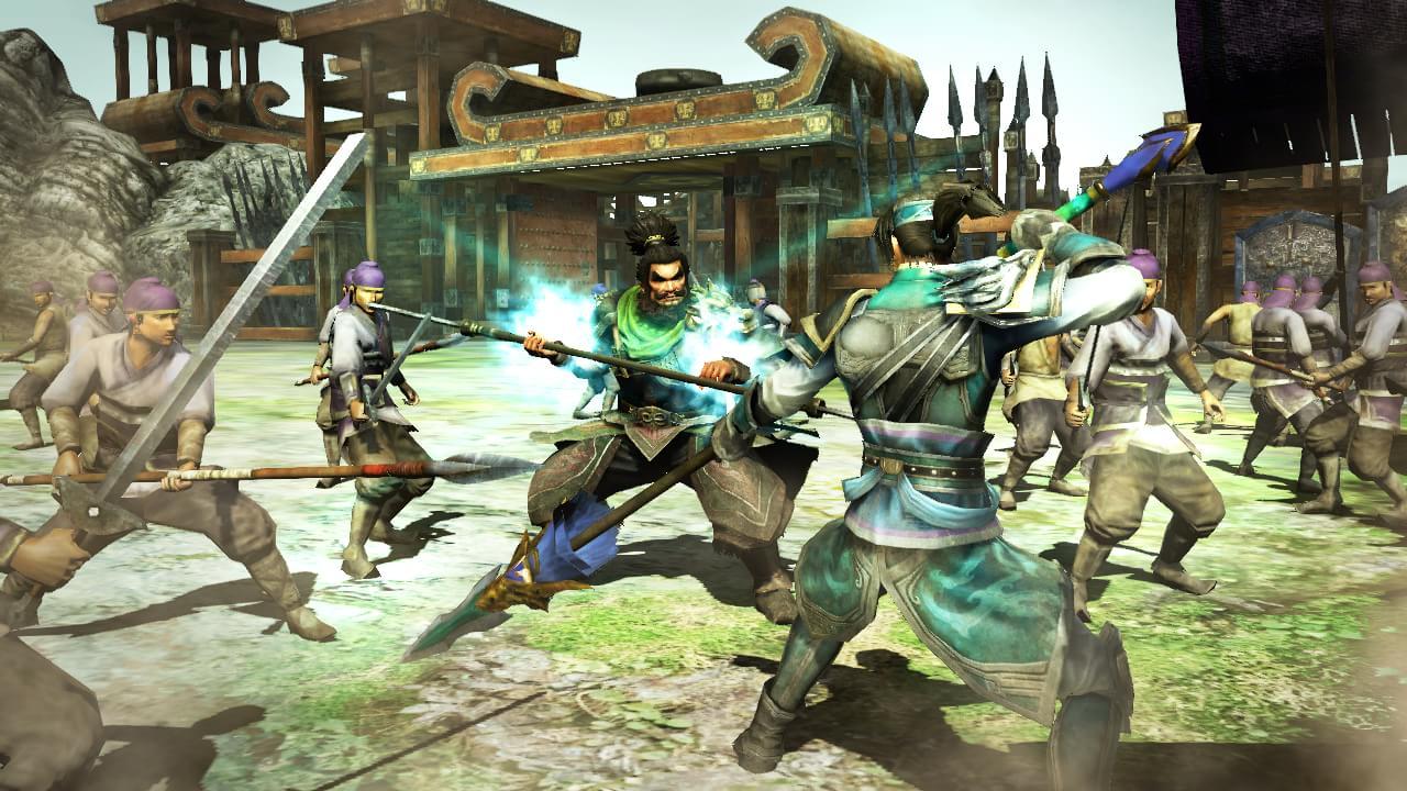 Novo vídeo e imagens de Dynasty Warriors 8: Empires, confira