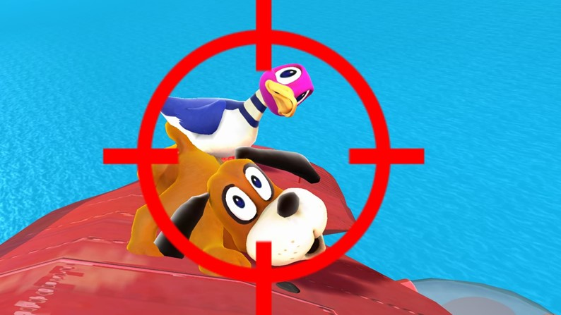 Veja o novo video 'Duck Hunt Dog's' e fotos de Super Smash Bros para Wii U