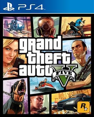 Grand Theft Auto V [nova geração]