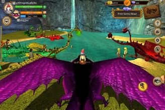 school of dragons download linux