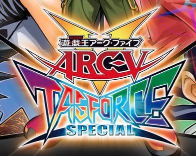 Yu-Gi-Oh! Arc-V: Tag Force Especial